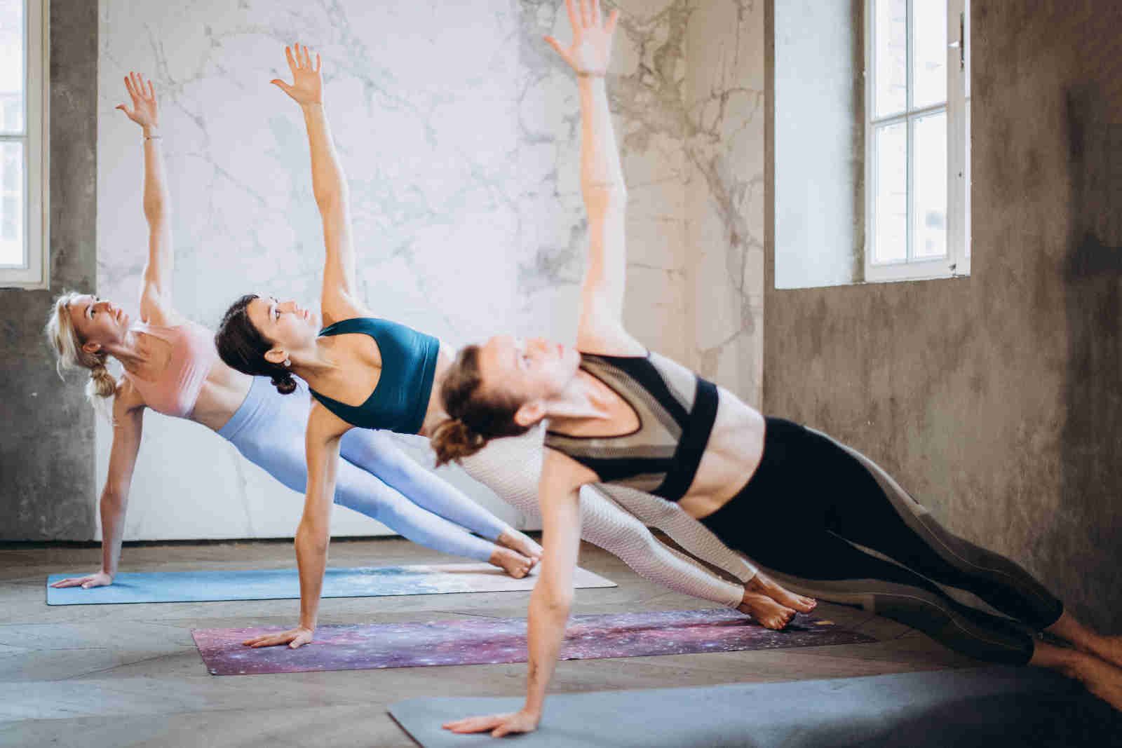 yoga terapeutică