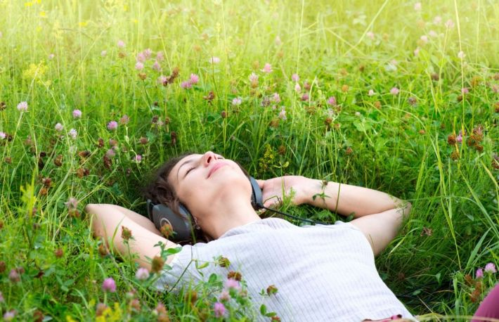 Exercițiu special de relaxare